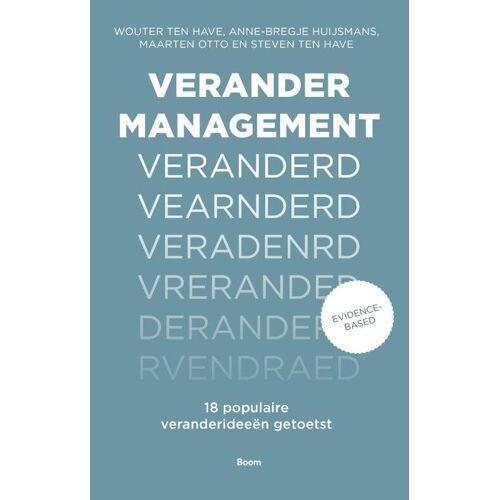 Verandermanagement veranderd - Anne-Bregje Huijsmans (ISBN: 9789024421176)