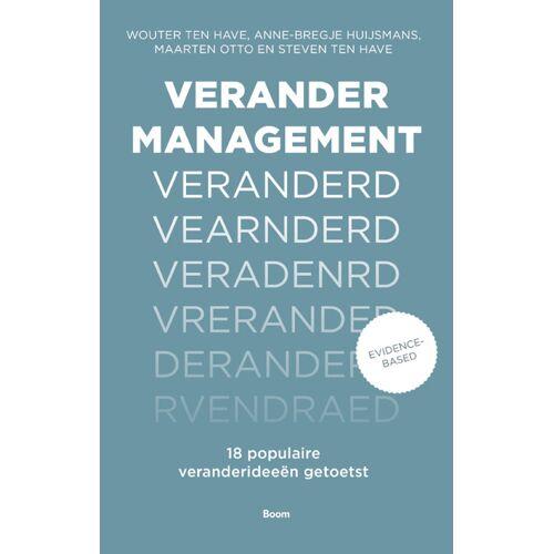 Verandermanagement veranderd - Anne-Bregje Huijsmans (ISBN: 9789024421183)