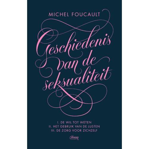 Geschiedenis van de seksualiteit - Michel Foucault (ISBN: 9789024426423)