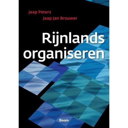 Rijnlands organiseren - Jaap Jan Brouwer, Jaap Peters (ISBN: 9789024439126)