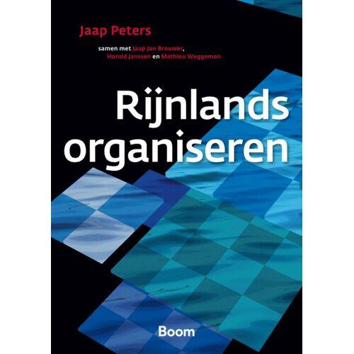 Rijnlands organiseren - Jaap Peters (ISBN: 9789024439133)