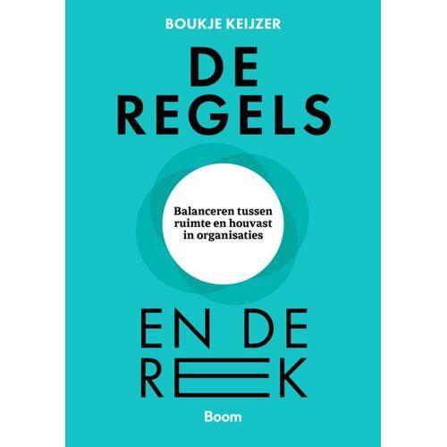 De regels en de rek - Boukje Keijzer (ISBN: 9789024439782)