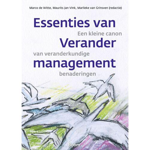 Essenties van verandermanagement - Marlieke van Grinsven (ISBN: 9789024439805)