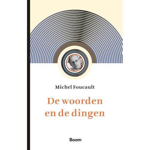 De woorden en de dingen - Michel Foucault (ISBN: 9789024442713)