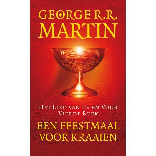 Het Lied van IJs en Vuur 4 - Een feestmaal voor kraaien - George R.R. Martin (ISBN: 9789024530199)