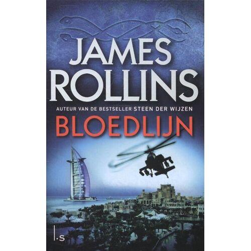Sigma Force 8 - Bloedlijn - James Rollins (ISBN: 9789024558469)
