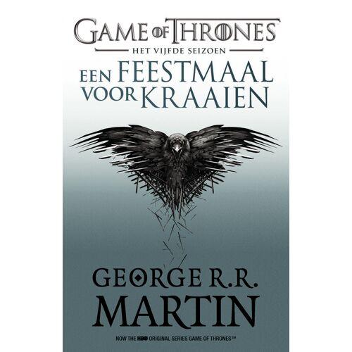 Game of Thrones 5 - Een Feestmaal voor Kraaien - George R.R. Martin (ISBN: 9789024566976)