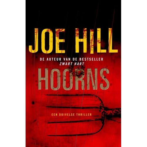 Hoorns - Joe Hill (ISBN: 9789024567874)