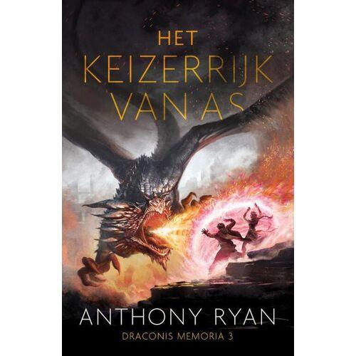 Het Keizerrijk van As - Anthony Ryan (ISBN: 9789024583492)