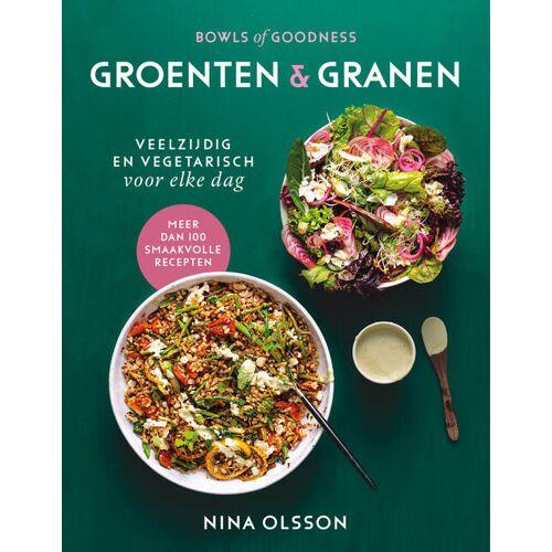 Bowls of Goodness - Groenten & Granen - Nina Olsson (ISBN: 9789024590162)