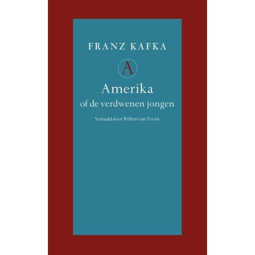 Amerika - Franz Kafka (ISBN: 9789025301606)