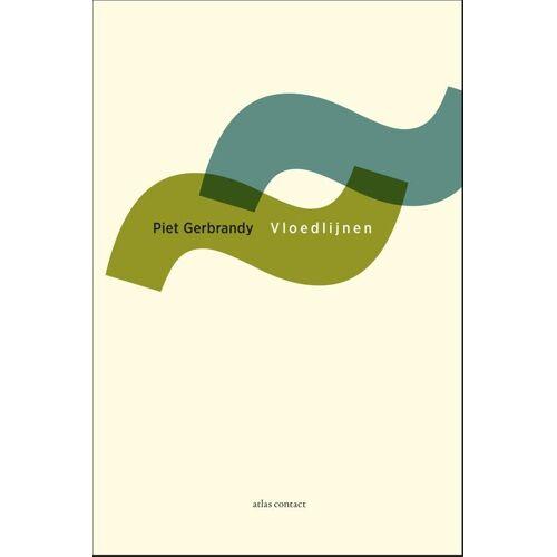 Vloedlijnen - Piet Gerbrandy (ISBN: 9789025453145)