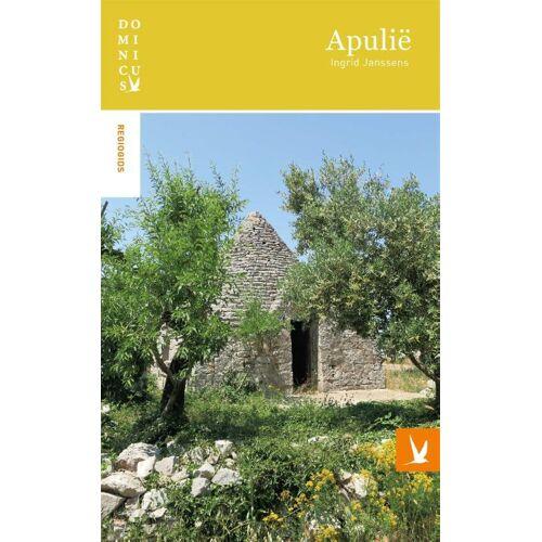 Apulië - Ingrid Janssens (ISBN: 9789025764036)