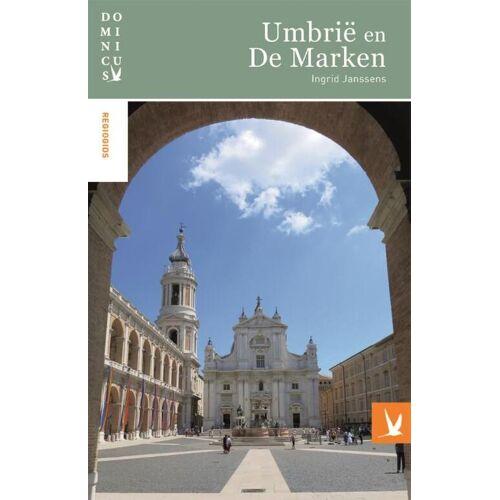 Umbrië en De Marken - Ingrid Janssens (ISBN: 9789025764371)