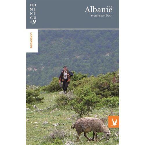 Albanië - Yvonne van Osch (ISBN: 9789025764791)