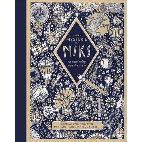 Het mysterie van niks en oneindig veel snot - Jan Paul Schutten (ISBN: 9789025768409)