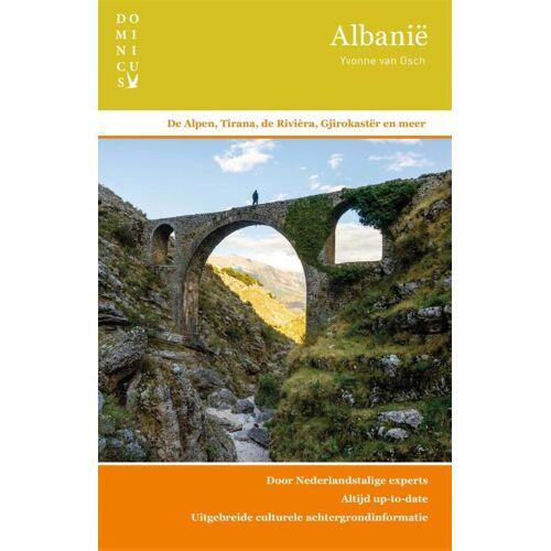 Albanië - Yvonne van Osch (ISBN: 9789025772284)