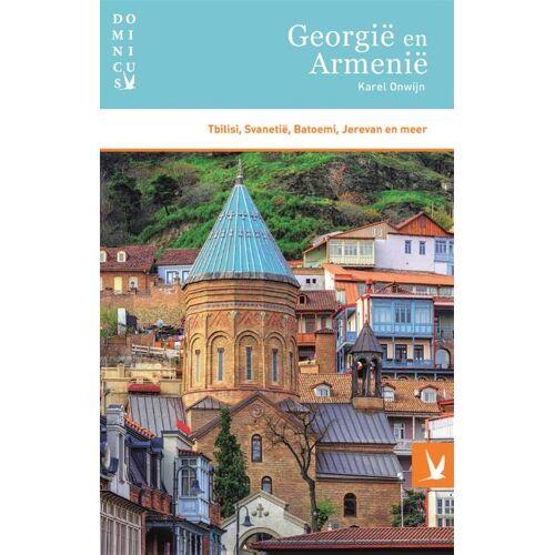 Georgië en Armenië - Karel Onwijn (ISBN: 9789025772345)