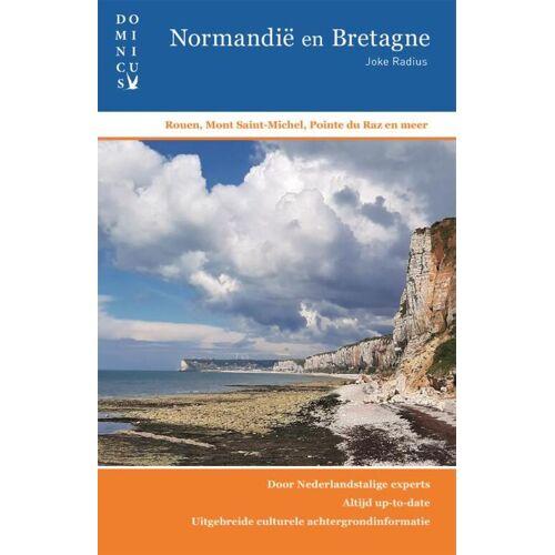Normandië en Bretagne - Joke Radius (ISBN: 9789025774202)