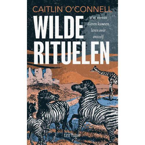Wilde rituelen - Caitlin O'Connel (ISBN: 9789025909611)