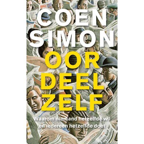 Oordeel zelf - Coen Simon (ISBN: 9789026337857)