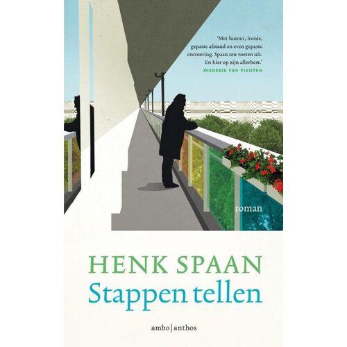 Stappen tellen - Henk Spaan (ISBN: 9789026356827)