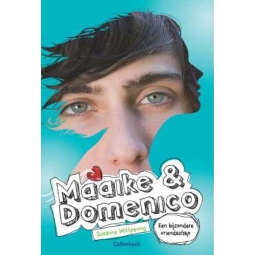 Maaike en Domenico 1 - Een bijzondere vriendschap - Susanne Wittpennig (ISBN: 9789026620553)