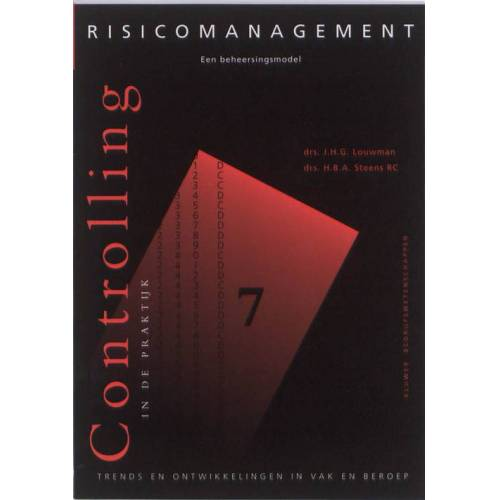Risicomanagement - H.B.A. Steens, J.H.G. Louwman (ISBN: 9789026720031)