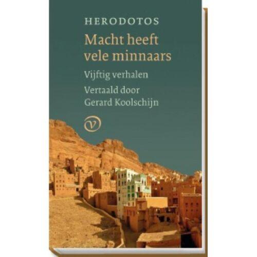 Macht heeft vele minnaars - Herodotos (ISBN: 9789028261594)