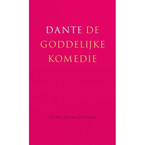 De goddelijke komedie - Dante Alighieri (ISBN: 9789028423008)