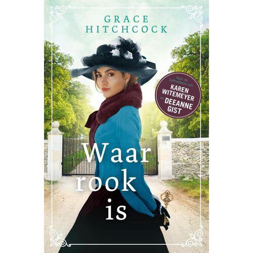 Waar rook is - Grace Hitchcock (ISBN: 9789029728744)