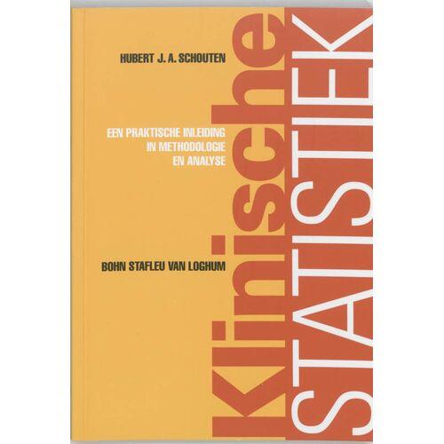 Klinische statistiek - H.J.A. Schouten (ISBN: 9789031329786)