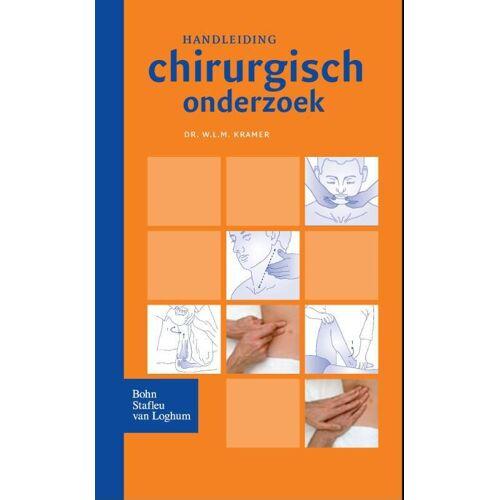 Handleiding chirurgisch onderzoek - W.L.M. Kramer (ISBN: 9789031340057)