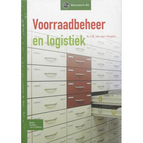 Voorraadbeheer en logistiek - A.J.M. van der Heijden (ISBN: 9789031346356)