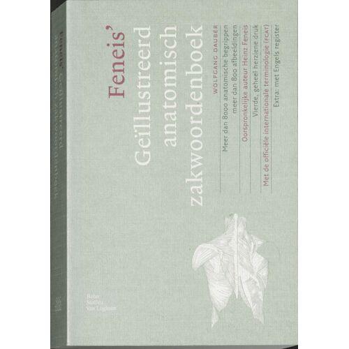 Geïllustreerd anatomisch zakwoordenboek - H. Feneis, W. Dauber (ISBN: 9789031348138)