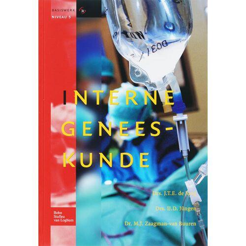 Interne geneeskunde - J.T.E. de Jong (ISBN: 9789031349654)