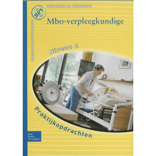 Mbo-Verpleegkundige - N. van Halem (ISBN: 9789031361953)