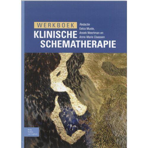 Werkboek klinische schematherapie - (ISBN: 9789031372089)