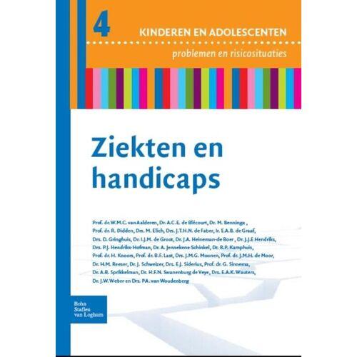 Ziekten en handicaps - A.C.E. de Blecourt (ISBN: 9789031378333)