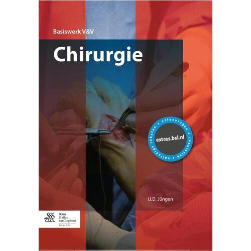 Chirurgie - IJ.D. Jüngen (ISBN: 9789031379514)