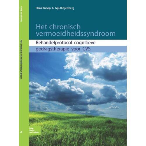 Het chronisch vermoeidheidssyndroom - Gijs Bleijenberg, Hans Knoop (ISBN: 9789031381944)
