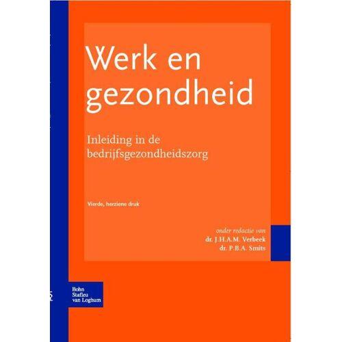 Werk en gezondheid - P.B.A. Smits (ISBN: 9789031382941)