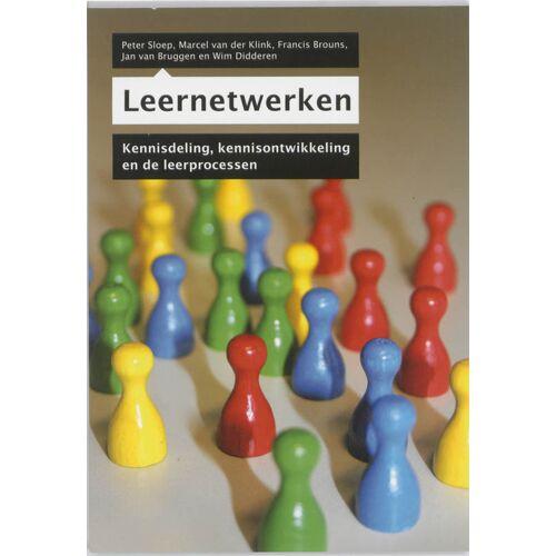 Leernetwerken - Francis Brouns (ISBN: 9789031389209)