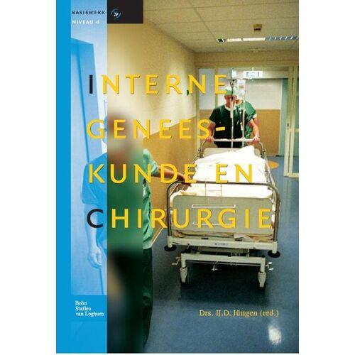 Interne geneeskunde en chirurgie - IJ.D. Jüngen (ISBN: 9789031391967)