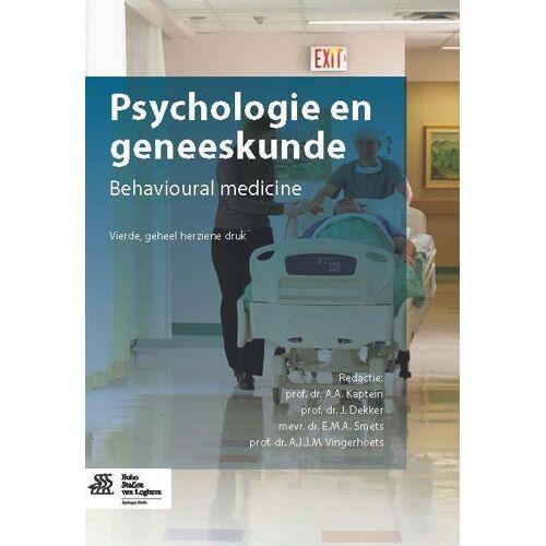 Psychologie en geneeskunde - (ISBN: 9789031398898)