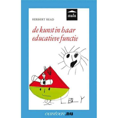 Kunst in haar educatieve functie - H. Read (ISBN: 9789031507535)