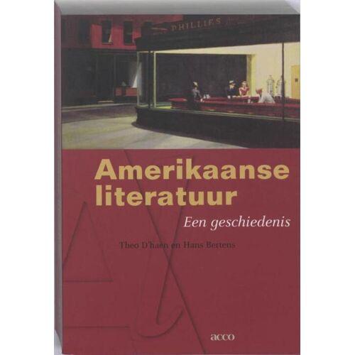 Amerikaanse literatuur - Hans Bertens, Theo d'Haen (ISBN: 9789033479953)