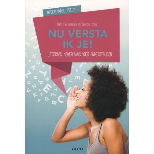Nu versta ik je! - Anneloes Spaan, Gabri van Sleeuwen (ISBN: 9789033493171)