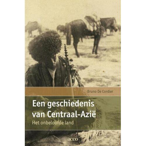 Een geschiedenis van Centraal-Azië - Bruno de Cordier (ISBN: 9789033496653)