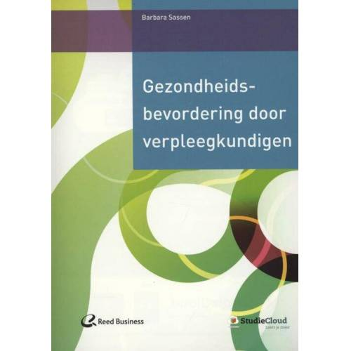 Gezondheidsbevordering door verpleegkundigen - Barbara Sassen (ISBN: 9789035235083)